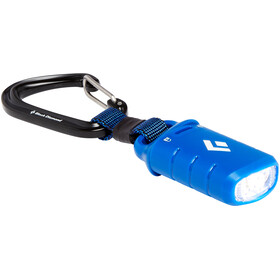 Black Diamond Ion Keychain Light, aqua blue